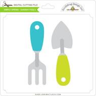 Simply Spring - Garden Tools
