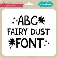 Fairy Dust Font