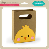Treat Bag Easter Chick