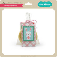 Wrap Easter Bunny