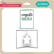 Pop Out Card Graduation