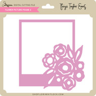 Flower Picture Frame 2