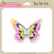 Layered Butterfly