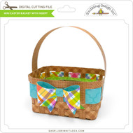 Mini Easter Basket with Insert