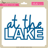 Adventure - At the Lake