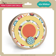 Penny Slider Card Circle