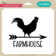 Farmhouse Weathervane