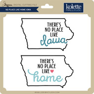No Place Like Home Iowa
