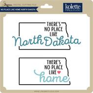 No Place Like Home North Dakota