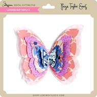Layered Butterfly 2