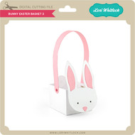 Bunny Easter Basket 3