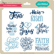 Faith Phrase Bundle 2