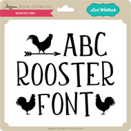Rooster Font