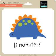Dinosaur Dinomite