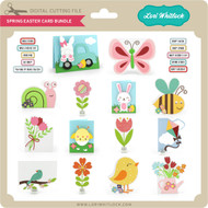 Spring Easter Card Bundle