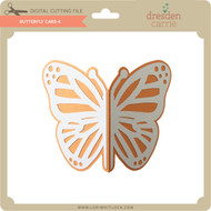 Butterfly Card 4