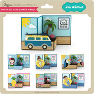 Pop Up Box Card Summer Bundle