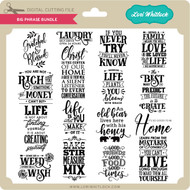 Big Phrase Bundle