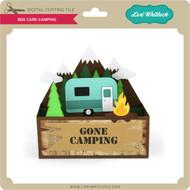 Box Card Camping