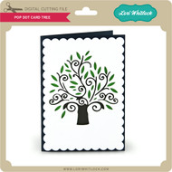 Pop Dot Card Tree
