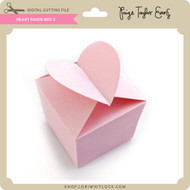Heart Favor Box 3
