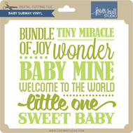 Baby Subway Vinyl