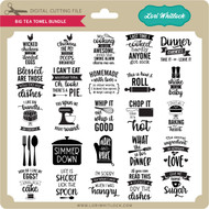 Big Tea Towel Bundle