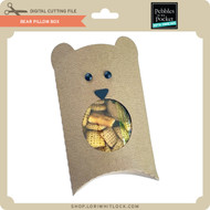 Bear Pillow Box