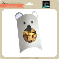 Koala Pillow Box