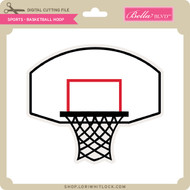 Sports - Basketball Hoop