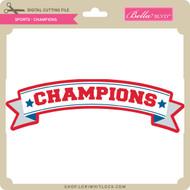 Sports - Champions