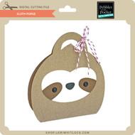 Sloth Purse