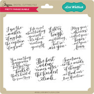 Pretty Phrase Bundle