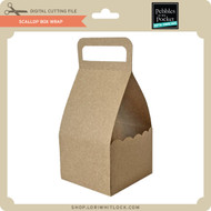 Scallop Box Wrap