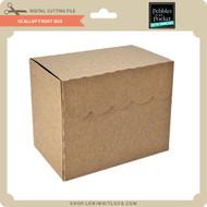 Scallop Front Box