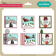 6x6 Wiper Card Christmas Bundle