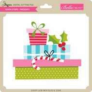 Santa Stops - Presents