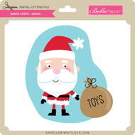Santa Stops - Santa