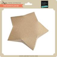 Star Shaped Pillow Box
