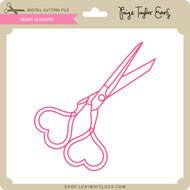 Heart Scissors