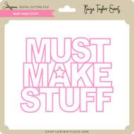 Must Make Stuff