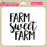 Barnyard - Farm Sweet Farm