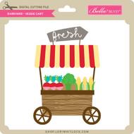 Barnyard - Veggie Cart