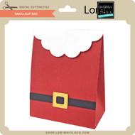 Santa Suit Bag