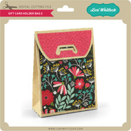 Gift Card Holder Bag 2