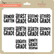Hello K-9 Grade Bundle