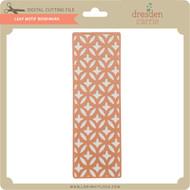 Leaf Motif Bookmark