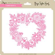 Flower Heart 8