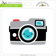 I Heart Travel - Camera