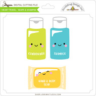 I Heart Travel - Soaps & Shampoo